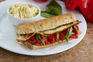 Roasted Pepper Panini_UFood Grill