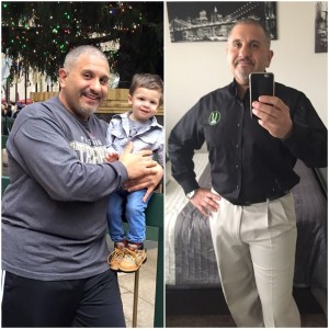 SalRincione_UFood Grill Owner Loses Weight on his own menu